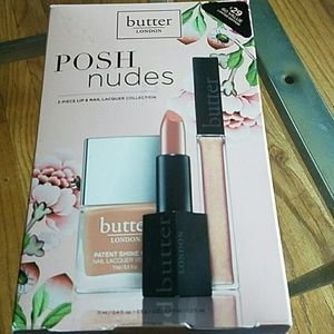 Butter london Posh Nudes collection